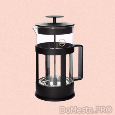 Чайник френч-пресс пластик 1000 мл марципан fm