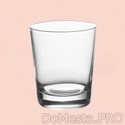 ДАРРОКА Стакан, стекло, 23 сл