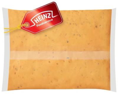 Соус на основе растительных масел оригинальный HEINZ в асс. (Бургер/Пармеджано), 1 кг