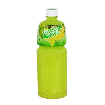 Напиток с соком гуавы и ананаса Green Mate, 1л