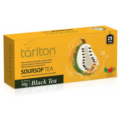 Чай черный Тарлтон в асс, (25 п*2 г), 50 г