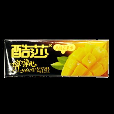 Жевательная конфета КУ-ША манго, 27 г