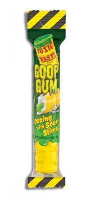 Жевательная резинка Toxic Waste Goop Gum, 43,5 г