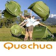 iLove2camp.si - Quechua šotori