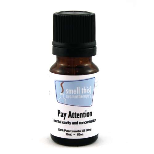 Pay Attention - Pure Aromatherapy Blend
