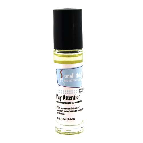 Pay Attention - Aromatherapy Roll-On