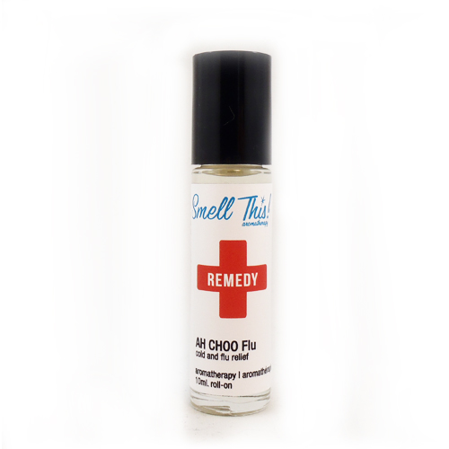 AH CHOO Flu - Aromatherapy Roll-On