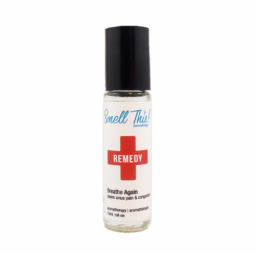 Breathe Again - Aromatherapy Roll-On