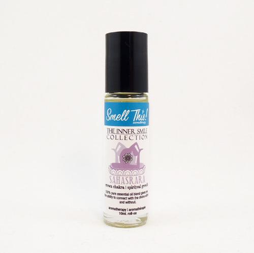Crown Chakra (Sahasrara) - Aromatherapy Roll On