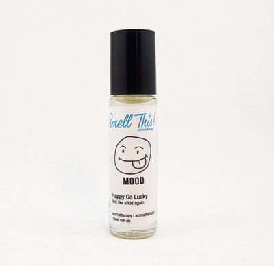 Happy Go Lucky - Aromatherapy Roll-On