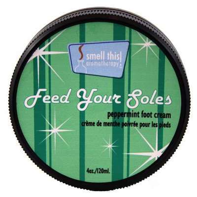 Feed Your Soles Peppermint Foot Cream