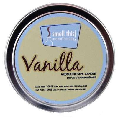 French Vanilla - Aromatherapy Soy Candle
