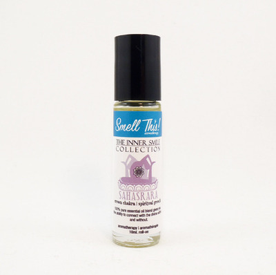 Crown Chakra (Sahasrara) - Aromatherapy Roll On