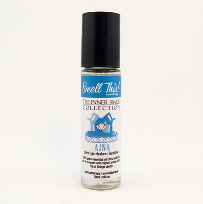 Third Eye Chakra (Ajna) - Aromatherapy Roll-On