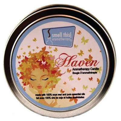 Haven Aromatherapy Soy Candle
