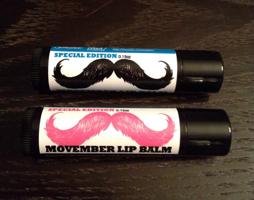 MOVEMBER - Special Edition Lip Balm
