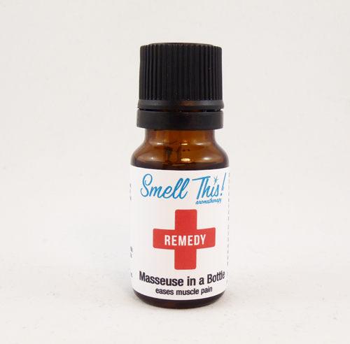 Masseuse In a Bottle - Pure Aromatherapy Blend