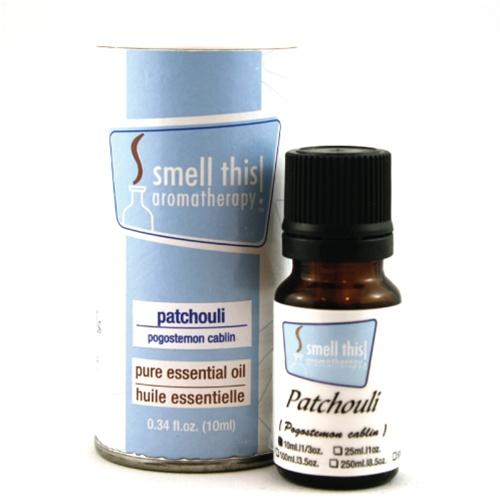 Patchouli - pogostemon cablin