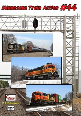 Minnesota Train Action #44