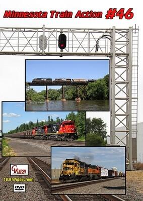Minnesota Train Action #46