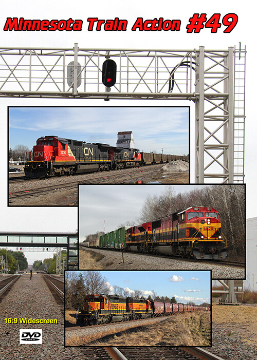 Minnesota Train Action #49