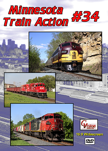Minnesota Train Action #34