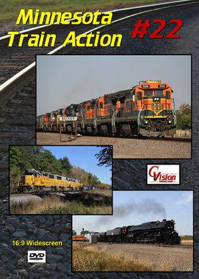 Minnesota Train Action #22