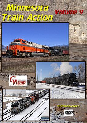 Minnesota Train Action, Volume 9