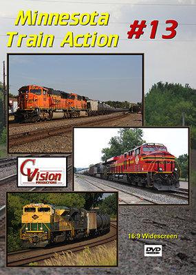 Minnesota Train Action #13