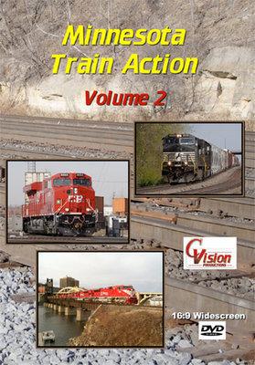 Minnesota Train Action, Volume 2