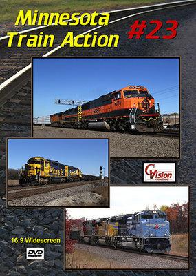 Minnesota Train Action #23