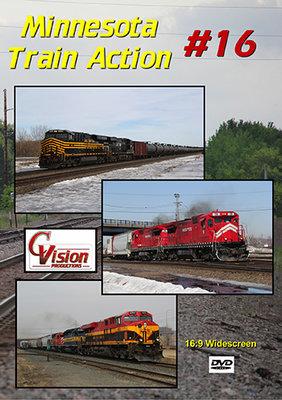 Minnesota Train Action #16
