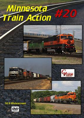 Minnesota Train Action #20