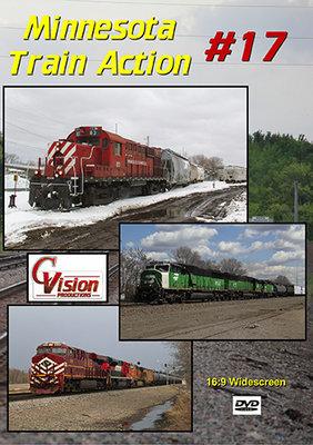 Minnesota Train Action #17