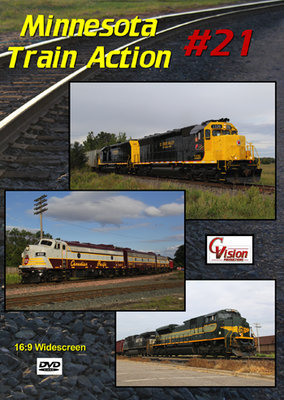 Minnesota Train Action #21