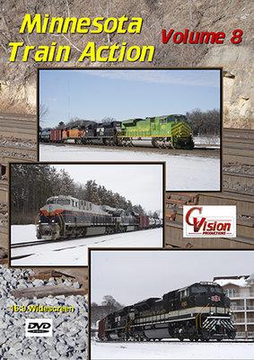 Minnesota Train Action, Volume 8