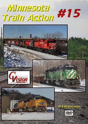 Minnesota Train Action, #15
