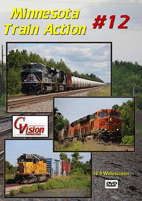 Minnesota Train Action #12