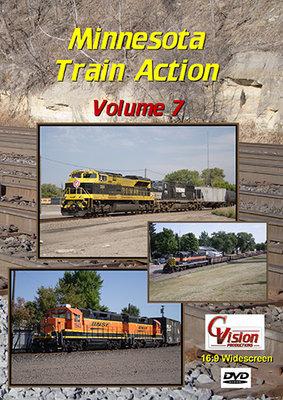 Minnesota Train Action, Volume 7