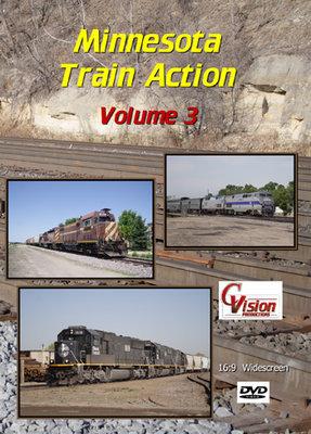 Minnesota Train Action, Volume 3