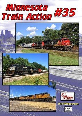 Minnesota Train Action #35
