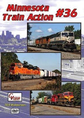 Minnesota Train Action #36