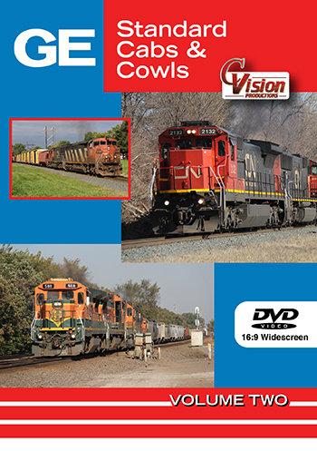 GE Standard Cabs and Cowls, Volume 2