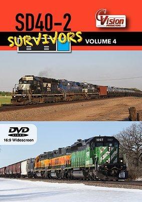 SD40-2 Survivors, Volume 4