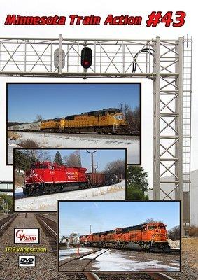 Minnesota Train Action #43