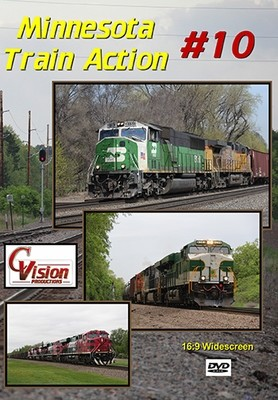 Minnesota Train Action #10