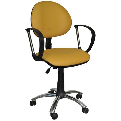 Кресло Роза хром