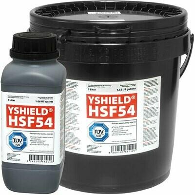 Μπογιές ηλεκτρομαγνητικής θωράκισης Yshield PRO54, HSF54, HSF64 00057