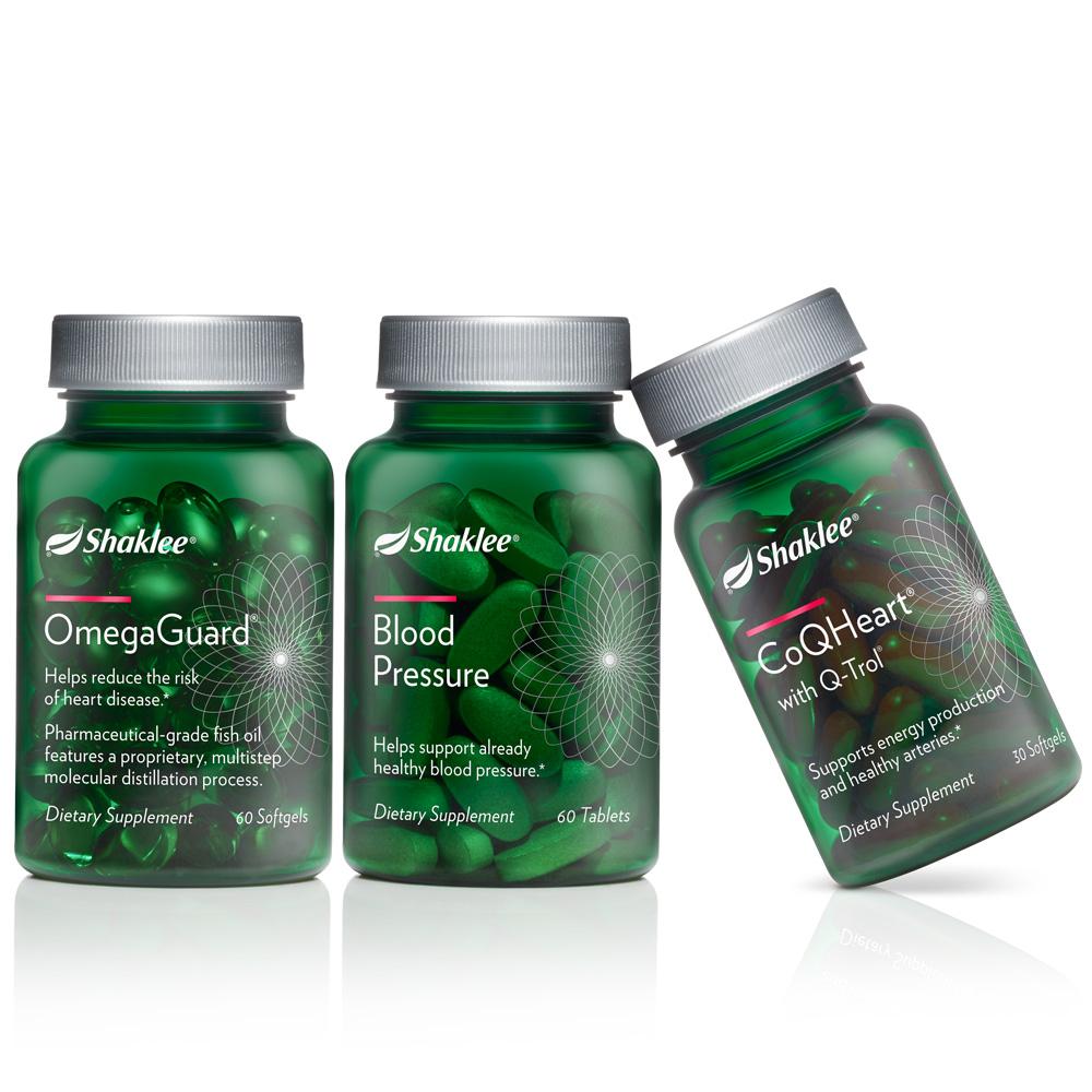 SmartHeart™ Blood Pressure Regimen 89338