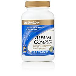 Alfalfa Complex (330Tablets) 20153